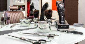 Barber Shop Lola Aranda Goya www.peluqueriasdemadrid.es
