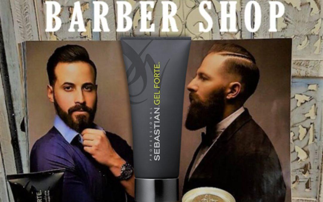 Gel Forte Sebastian Barber Shop