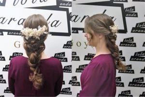Peinados de Novia www.lolaarandagoya.es