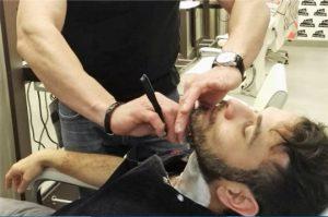 Ritual de Afeitado www.peluqueriasdemadrid.es