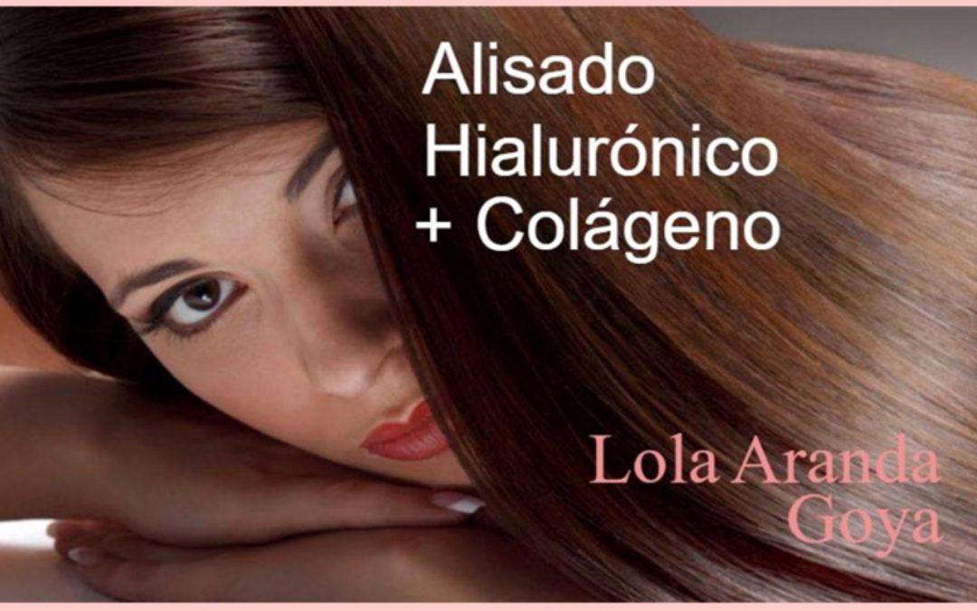 Alisado Hialurónico + Colágeno