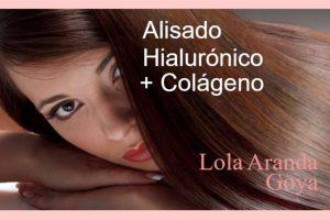 Alisado Hialurónico + Colágeno www.peluqueriasdemadrid.es