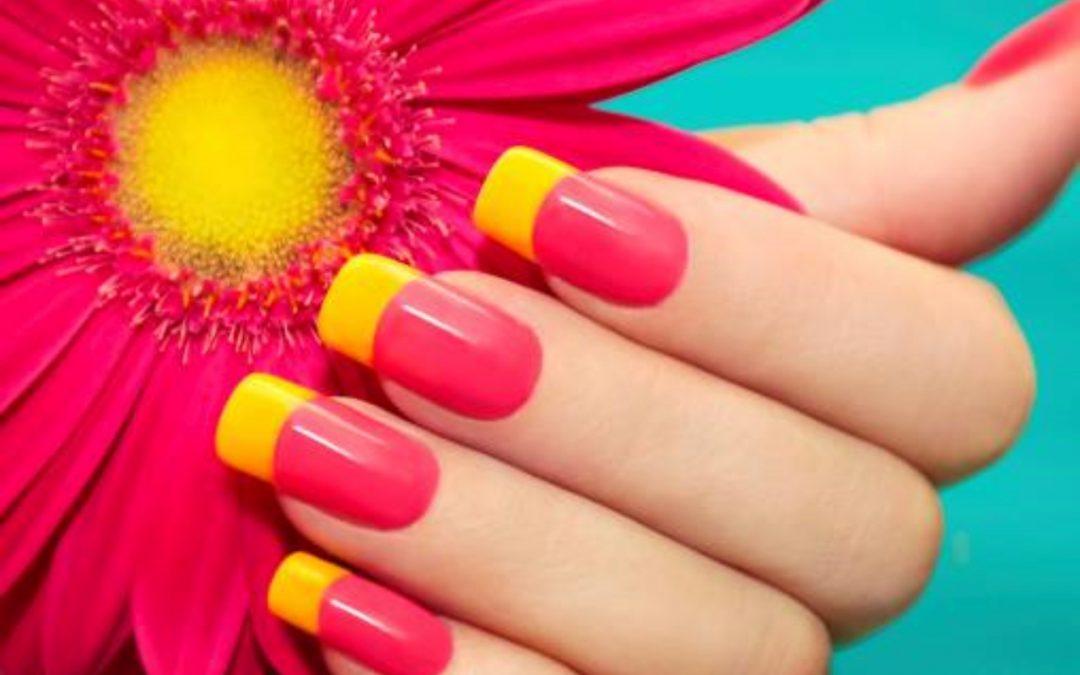 Color en tus uñas para el Verano