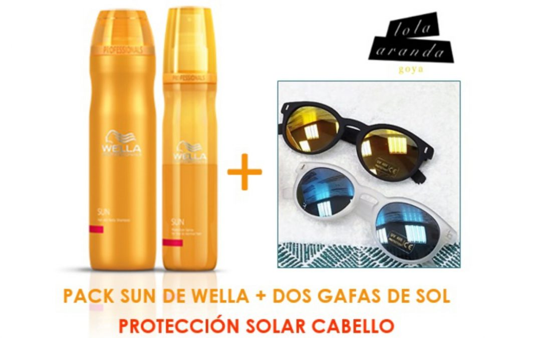 ¡Consigue Gratis Pack Sun de Wella!