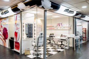 Nuestro Centro de Estética www.peluqueriasdemadrid.es
