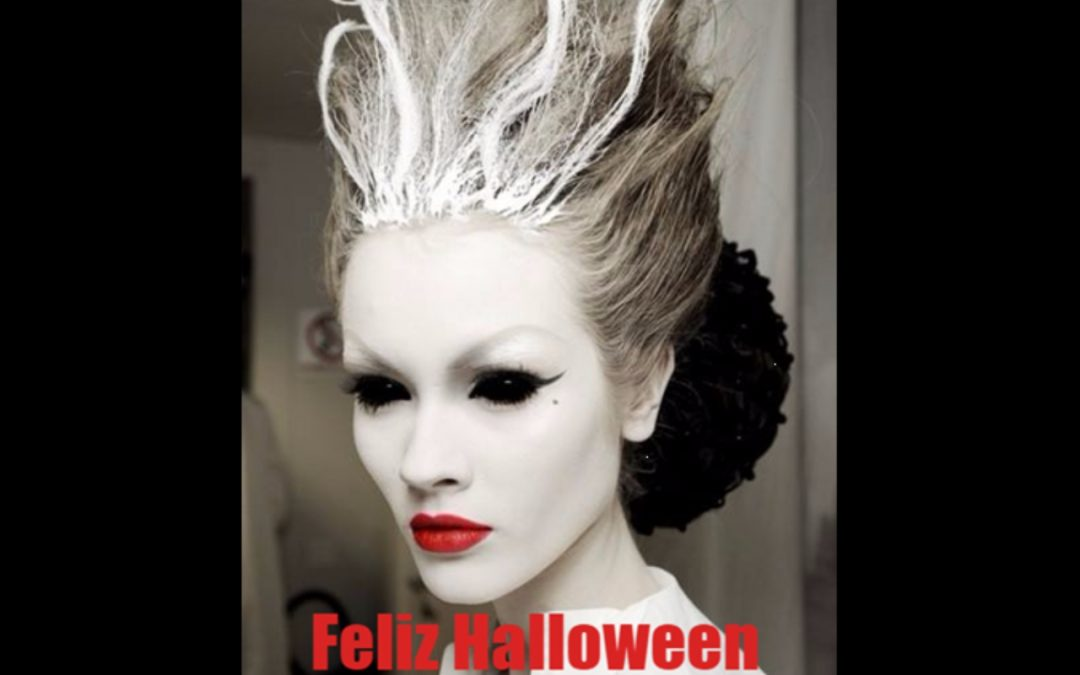 Peinados para Halloween