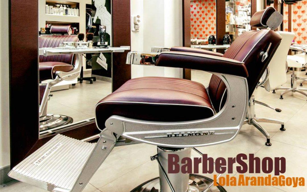 Barber Shop Lola Aranda Goya