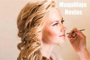 Maquillaje Novias www.peluqueriasdemadrid.es