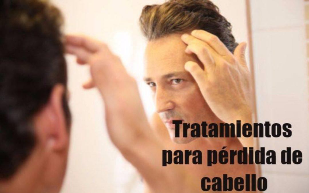 Tratamientos para Pérdida de Cabello