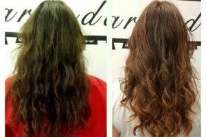 Técnica Hair Counturing www.peluqueriasdemadrid.es