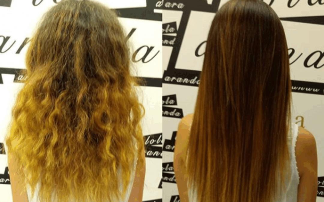¡Solución cabello encrespado!