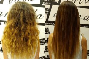¡Solución cabello encrespado! www.peluqueriasdemadrid.es