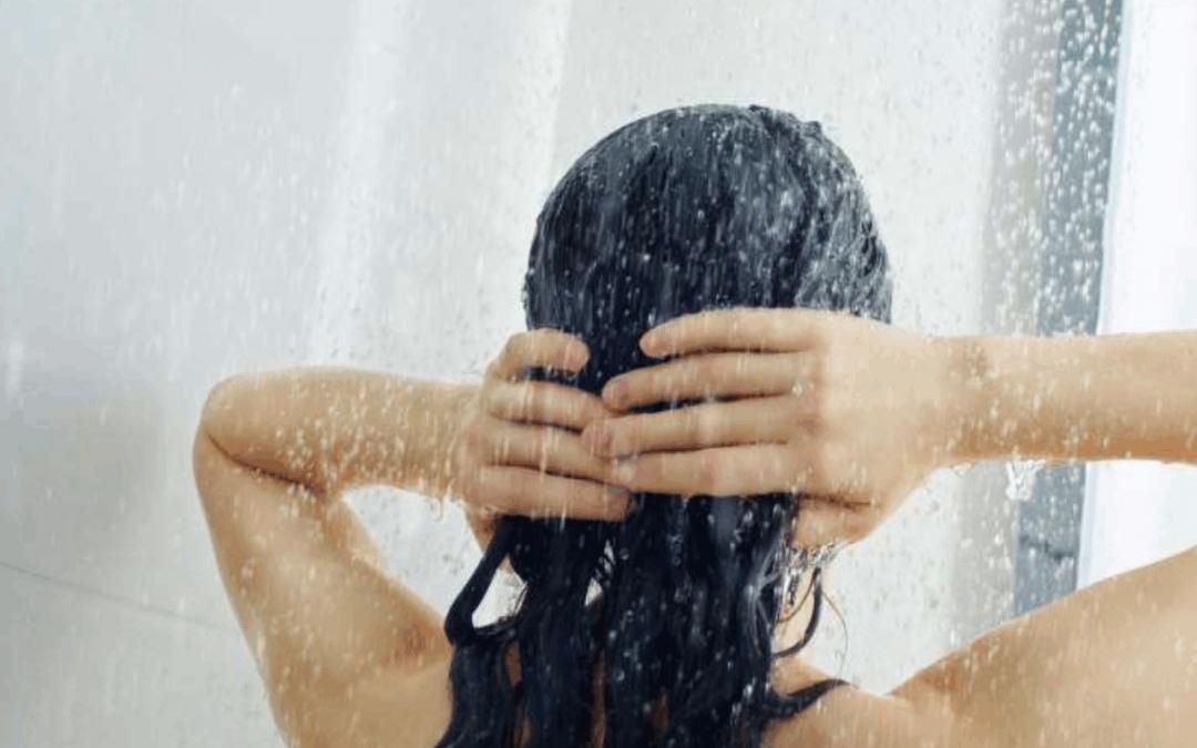 ¿Cuántas veces debes lavarte el pelo?