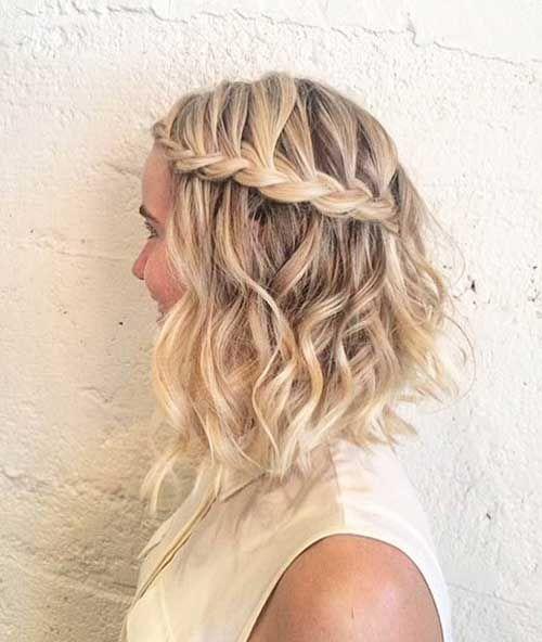 Peinados Faciles Pelo Corto 17 Best Ideas About Peinados