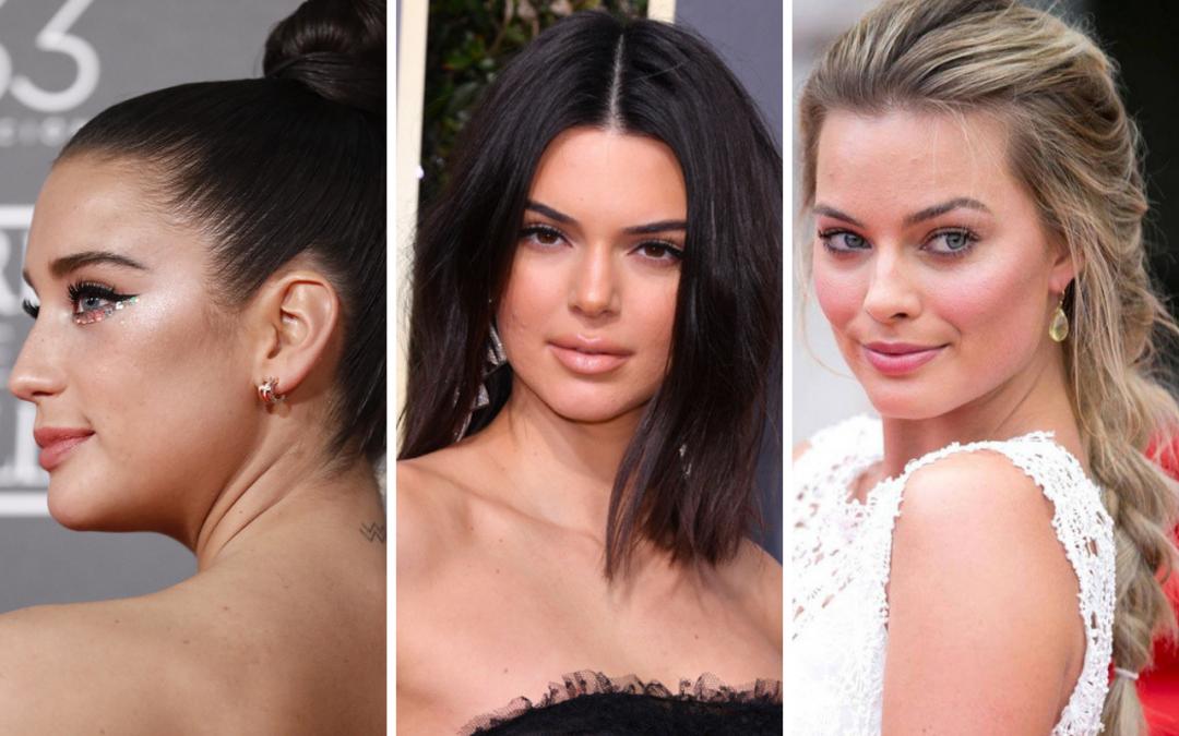 Peinados que estilizan el rostro